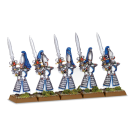 Warhammer: High Elf Swordmasters of Hoeth