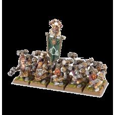 Warhammer: Hammerers / Longbeards