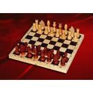Шахматы, шашки,нарды  3 в 1 арт.С-11/ШК-1 (410*210)