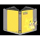 TCG Pokemon: Альбом для карт PRO-Binder Пикачу