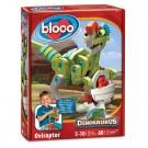 Конструктор «Bloco» Динозавры: «Овираптор»