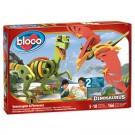 Конструктор «Bloco» Динозавры: «Велоцираптор и Птерозавр»