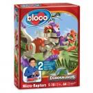Конструктор «Bloco» Динозавры: «Микрораптор»