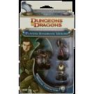 Dungeons&Dragons Набор миниатюр. Персонажи-воины 4 (Martial Characters 4)