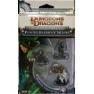 Dungeons&Dragons Набор миниатюр.Персонажи-воины 3 (Martial Characters 3)