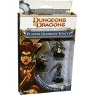 Dungeons&Dragons Набор миниатюр. Дикие Персонажи 2 (Primal Heroes 2)