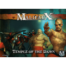 Malifaux: Shen Long Crew: Temple of the Dawn