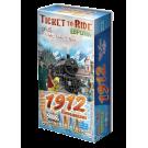 Билет на поезд: Европа 1912 русская версия