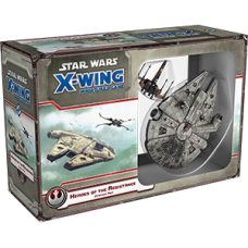 StarWars. X-Wing: Heroes of the Resistance Expansion Pack