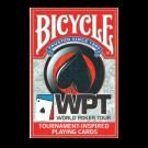 Игральные карты Bicycle WPT