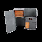 Коробка для карт: Ultimate Guard Twin Xenoskin 160+