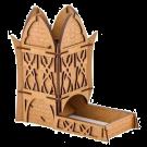 """Башня для бросков кубиков (Dice Tower) """"Эльфийская"""", деревянная"""