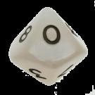 Кубик D10:  16 мм.