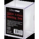 Коробка для карт: Ultra PRO 100+ (Прозрачная)