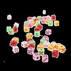 "Кубик D6: ""нано-кубики"" (5мм)"
