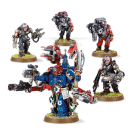 Warhammer 40000: Techmarine with Servitors