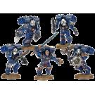 Warhammer 40000: Vanguard Veteran Squad