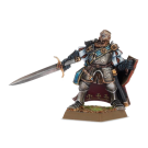 Warhammer: Captain of the Empire with Sword & Shield