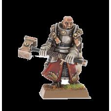 Warhammer: Warrior Priest with Great Weapon