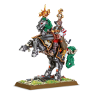 Warhammer: Empire Master Engineer on Mechanical Steed