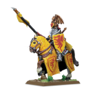 Warhammer: Bretonnian Lord with Lance