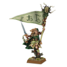 Warhammer: Wood Elf Standard Bearer