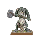 Warhammer: Troll with Stone Club
