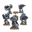 Warhammer 40000: Space Wolves Long Fangs