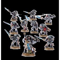 Warhammer 40000: Grey Knights Strike Squad (10 models)