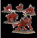 Warhammer: Flesh Hounds of Khorne