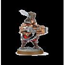 Warhammer 40000: Vostroyan with Plasma Gun