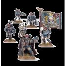Warhammer 40000: Militarum Tempestus Scions Command Squad