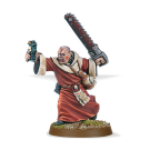 Warhammer 40000: Preacher with Chainsword