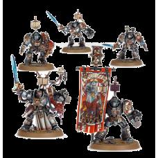Warhammer 40000: Grey Knights Paladins