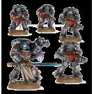 Warhammer 40000: Grey Knights Purgation Squad