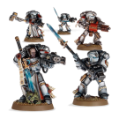 Warhammer 40000: Grey Knights Purifiers