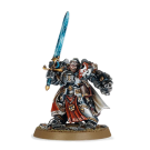 Warhammer 40000: Grey Knights Brother Captain Stern