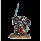 Warhammer 40000: Grey Knights Brother Captain Stern