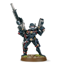 Warhammer 40000: Vindicare Assassin with Exitus Pistol