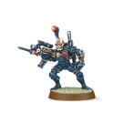 Warhammer 40000: Eversor Assassin with Executioner Pistol