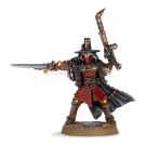Warhammer 40000: Inquisitor with Inferno Pistol & Power Sword