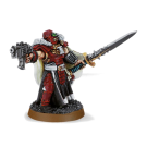 Warhammer 40000: Inquisitor with Power Sword and Bolt Pistol