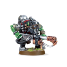 Warhammer 40000: Ork Kommando with Burna