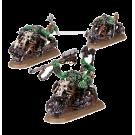 Warhammer 40000: Warbiker Mob
