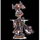 Warhammer 40000: Ork Nob with Waaagh! Banner