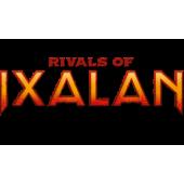 Новый выпуск MTG «Rivals of Ixalan»!