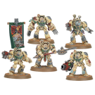 Warhammer 40000: Deathwing Command Squad